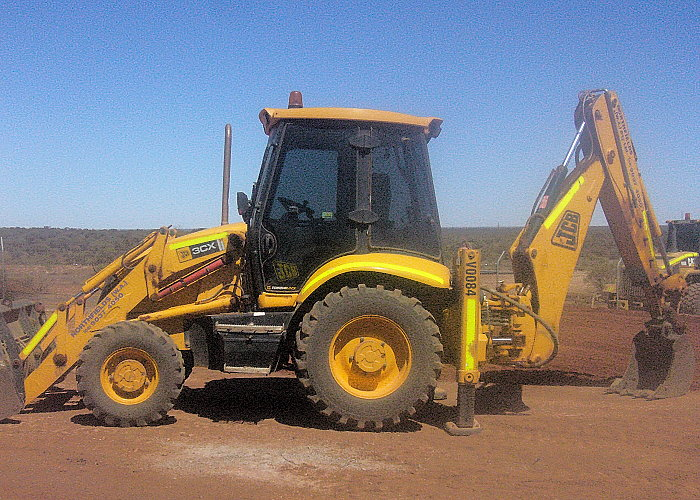 Machinery and Plant Hire 3