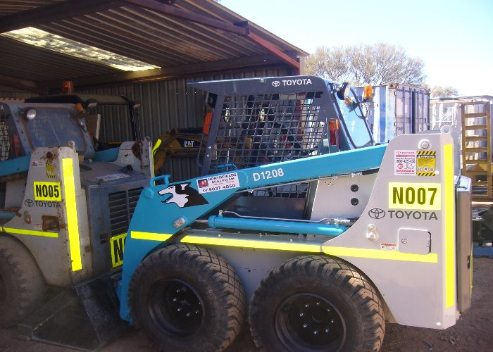 Machinery and Plant Hire 2